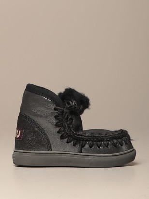 Mou Eskimo Kid Sneakers Ankle Boot