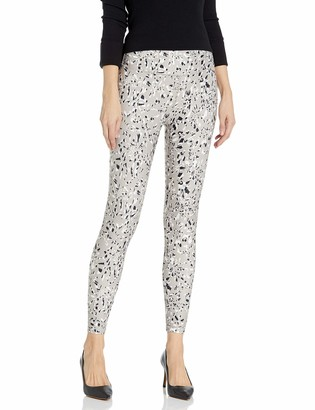 Betsey Johnson Women's High Rise 7/8 Length Legging