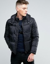Calvin Klein Jeans Opron Hooded Down Jacket
