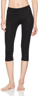 Skiny Women's Sleep & Dream Leggings 3/4 Pyjama Bottoms