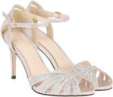 Monsoon Leda Diamante Sparkle Sandals