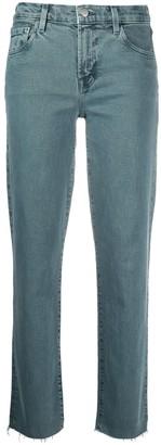 J Brand Adele mid-rise jeans