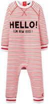 Joules Boys Ernie Sweater Babygrow
