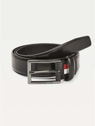 Tommy Hilfiger Leather Dress Belt