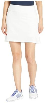 adidas Rangewear 16 Skort (White) Women's Skort