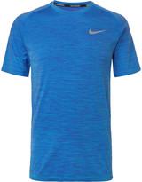 Nike Running Mélange Knitted Dri-FIT T-Shirt
