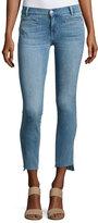 MiH Jeans Paris Stagger-Hem Skinny Jeans