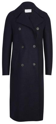 Harris Wharf London Pressed wool Military coat