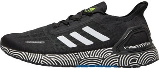 adidas Ultraboost SUMMER.RDY Tokyo Neutral Running Shoes Core Black/Footwear White/Signal Green