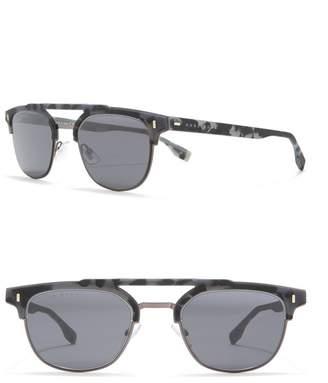 BOSS Top Bar 52mm Sunglasses