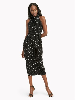 Tommy Hilfiger Essential Dot Halter Dress