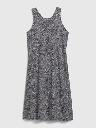 Gap Twist-Back Tank Dress