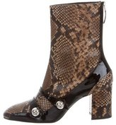 No.21 No. 21 Multicolor Studded Ankle Boots w/ Tags