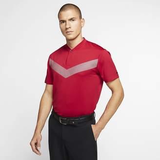 Nike Men's Golf Polo Dri-FIT Tiger Woods Vapor
