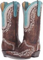 Old Gringo Bengala Cowboy Boots