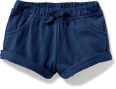 Old Navy Cuffed Pull-On Shorts for Baby