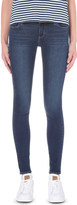 Levi's 710 Innovation super-skinny mid-rise jeans