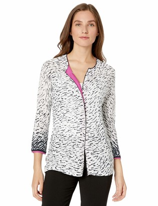 Nic+Zoe Women's Petite Pick UP Cardy