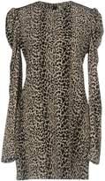 Saint Laurent Short dresses - Item 34786382