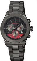 Salvatore Ferragamo 42mm 1898 Men's Chronograph Watch, Black