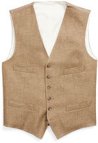 Polo Ralph Lauren Textured Linen Vest
