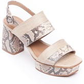 Bernardo Adjustable Platform Sandals - Racquel