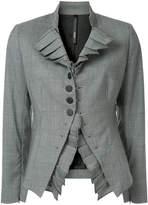 Taylor Detach Pleats jacket