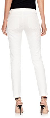The Limited 678 Zip-Pocket Skinny Jeans