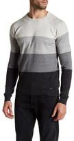 Diesel Horizontal Stripe Pullover