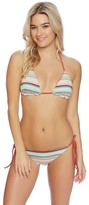 Reef Festival Tribe Reversible Triangle Bikini Top