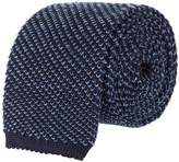 Ralph Lauren Knitted Tie, Blue, One Size