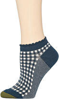Gold Toe Mini Gingham Low-Cut Socks