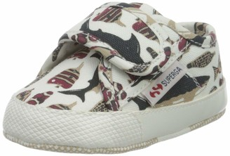 Superga Girls 4006-fantasycotstrapb Birth Shoes