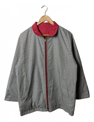 Aquascutum London Multicolour Cotton Jackets