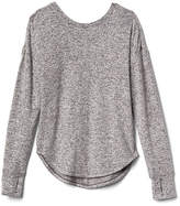 Athleta Girl Peek Dance Top