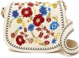 Steve Madden BZuri Embroidered Saddle Bag