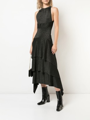 Proenza Schouler Halter Midi Dress
