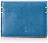 Original Penguin Men's Leather Business-Card Holder