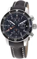 Fortis Men's 638.10.11L.01 B-42 Official Cosmonauts Automatic Chronograph Dial Watch