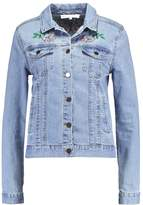 Endless Rose EMBROIDERED PENELIA Denim jacket denim combo