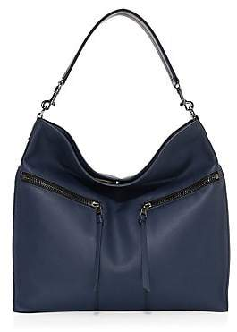 Botkier Women's Trigger Convertible Leather Hobo Bag