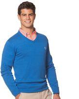 Chaps Big & Tall 12gg V-Neck Sweater
