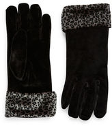Cejon Cuffed Velvet Gloves