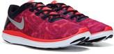 Nike Kids' Flex Run 2016 Print Running Shoe Grade School