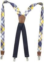 Dockers Docker's 1 Inch Plaid Suspenders