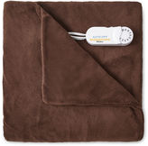 JCPenney BiddefordTM Plush Heated Throw