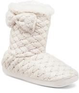 Woven Knit Boots