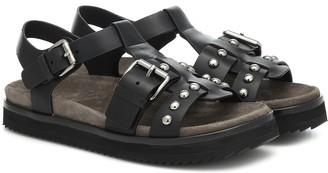 Church's Britanie leather sandals