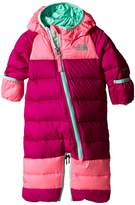 The North Face Kids Lil' Snuggler Down Bunting (Infant)