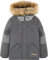 Ikks Parka with a removable jacket